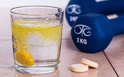 Suplementacja diety sportowców